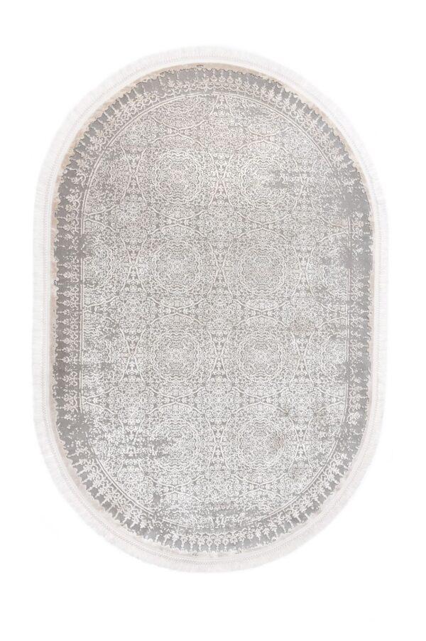 VIOLET-MODEL 2613B-CULOARE BEIGE-OVAL 120x180
