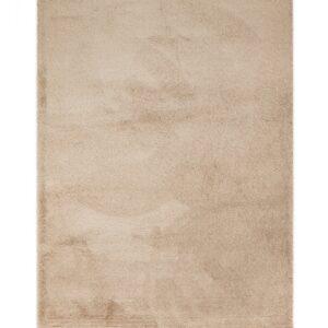 TIARA ECO-MODEL PLAIN-CULOARE BEIGE 80x150