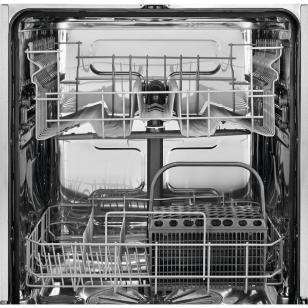 Masina de spalat vase incorporabila Electrolux EEA27200L, 13 seturi, 6 programe, Motor inverter, Afisaj LED, 60 cm, Clasa A++