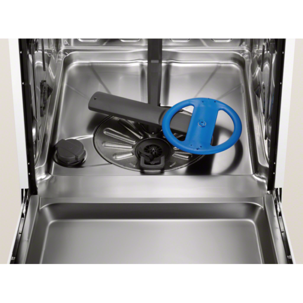 Masina de spalat vase incorporabila Electrolux EEC87300L, 13 seturi, Comfort Lift, 60 cm, 8 programe, Usa slide, Motor inverter, Afisaj TFT, Time Beam, Clasa A+++