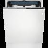 Masina de spalat vase incorporabila Electrolux EEM48210L, 14 seturi, Sertar MaxiFlex, 60 cm, 6 programe, Usa slide, Motor inverter, Afisaj digital, Indicator luminos pe podea, Clasa, A++