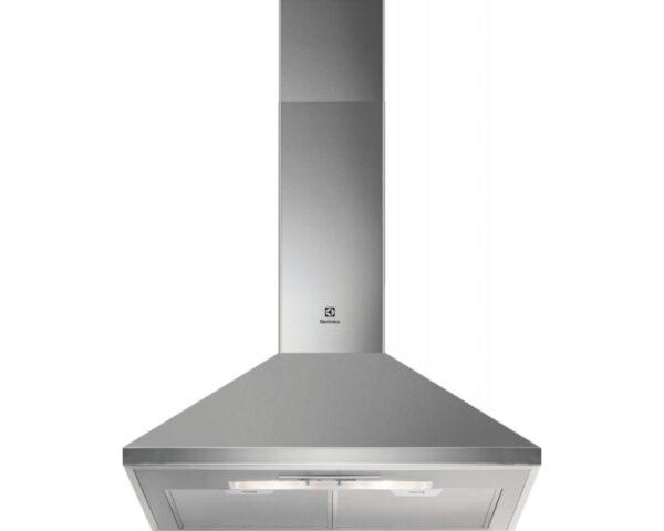 Hota Electrolux EFC60151X, Semineu, 430 mc/h, 60 cm, Inox