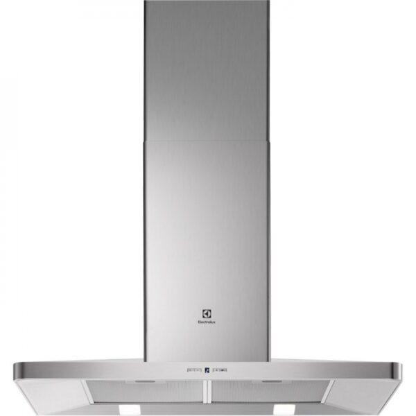 Hota Electrolux EFF90560OX, Semineu Dreapta, 600 mc/h, 90 cm, Inox