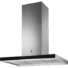 Hota insula Electrolux EFI739X, 740 mc/h (intensiv), 1 motor, 3 viteze+intensiv, 3 filtre de aluminiu lavabile, Control electronic, Functie Breeze, Conectivitate plita, Filtre de carbon incluse, 90 cm, Inox