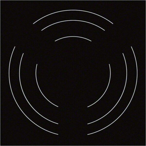 Plita incorporabila Electrolux Vitroceramic EHF6547FXK, 4 zone electrice, Oval zone, Circuit triplu rotund, 60 cm, Sticla neagra