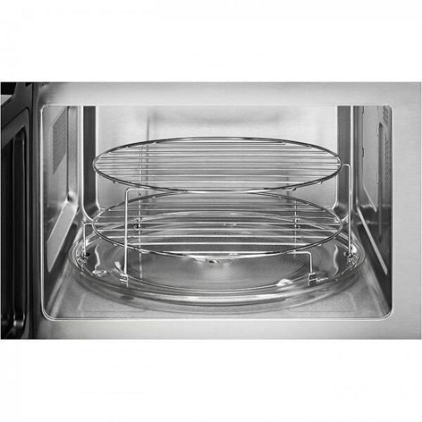Cuptor cu microunde incorporabil Electrolux EMT25207OB, 25 l, Putere microunde 900 W, Putere grill 1000 W, Afisaj digital, Timer electronic, H 39 cm, Negru