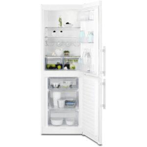 Combina frigorifica Electrolux EN3201MOW, 309 l, A++, H 174.5 cm, Alb