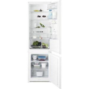 Combina frigorifica incorporabila Electrolux ENN3101AOW, 303 l, A+, H 184.2 cm, Alb
