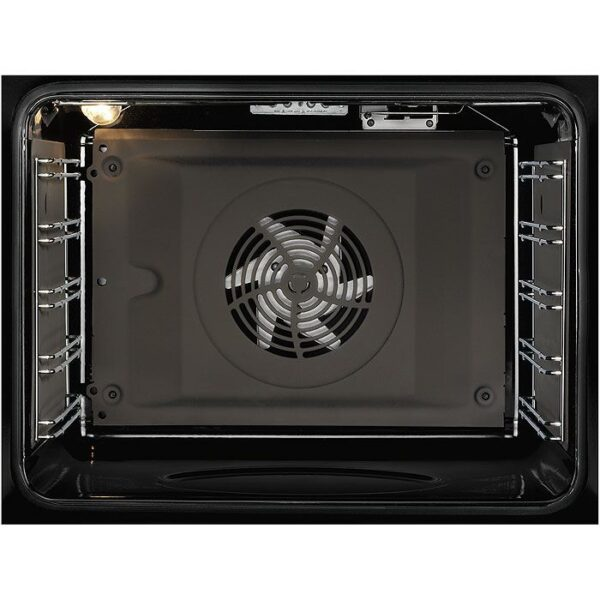 Cuptor incorporabil Electrolux EOG2102AOX, Multifunctional, 69L, Gaz, Convectie, Grill, Rotisor, Catalitic, Inox