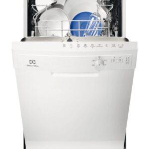Masina de spalat vase Electrolux ESF4202LOW, Independenta, 9 seturi, 45 cm, 5 programe, 3 temperaturi, Clasa A+, Alb