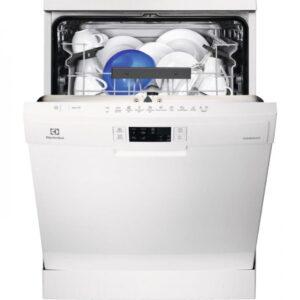 Masina de spalat vase Electrolux ESF5535LOW, Independenta, 13 seturi, Clasa A+++, 6 programe, Time Manager, 60 cm, Alb