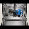 Masina de spalat vase Electrolux ESF9516LOW, Independenta, 14 seturi, AirDry, Sertar MaxiFlex, Latime 60 cm, 6 programe, Motor Inverter, Afisaj digital, Clasa A+++, Culoare Alb