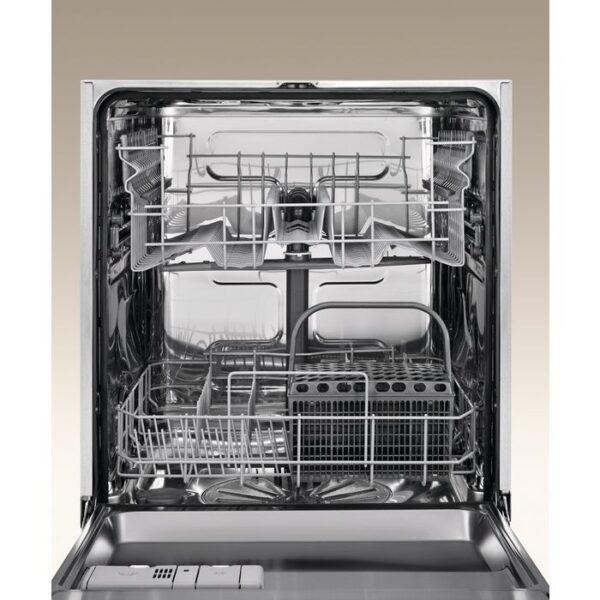 Masina de spalat vase Electrolux ESI5205LOX, Partial incorporabila, 60 cm, 13 seturi, 5 programe, Afisaj LED, AirDry, Clasa A+
