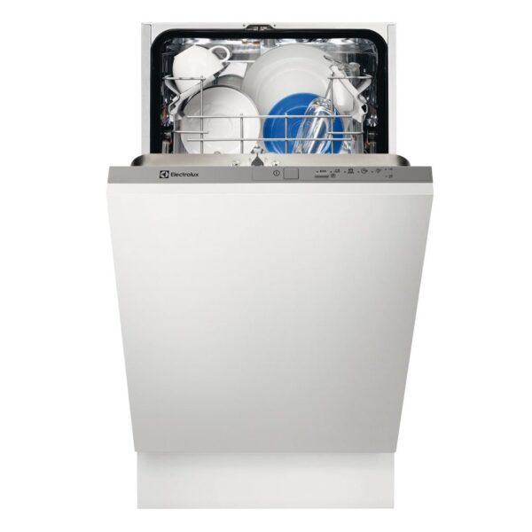Masina de spalat vase Electrolux ESL4201LO, Total incorporabila, 45 cm, 9 seturi, 5 programe, Clasa A+