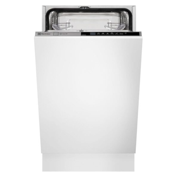 Masina de spalat vase Electrolux ESL4510LO, Total incorporabila, 45 cm, 9 seturi, 5 programe, AirDry, Motor Inverter, Afisaj digital, Clasa A+