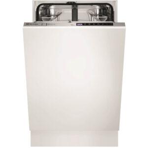Masina de spalat vase Electrolux ESL4655RO, Total incorporabila, 9 seturi, Clasa A+++, 7 programe, TimeManager, 45 cm