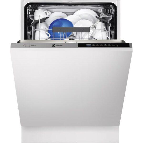 Masina de spalat vase Electrolux ESL5330LO, Total incorporabila, 13 Seturi, 5 Programe, Clasa A++, Inverter, 60 cm