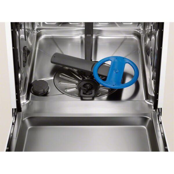Masina de spalat vase Electrolux ESL7350RO, Total incorporabila, 60 cm, 13 seturi, 6 programe, Real Life, AirDry, Motor Inverter, Afisaj digital, Clasa A++