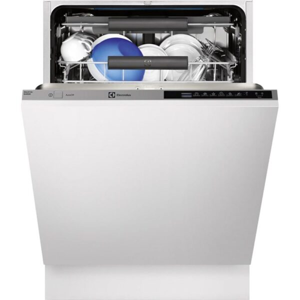 Masina de spalat vase Electrolux Real Life ESL8316RO, Total incorporabila, 15 seturi, Clasa A++, 6 programe, Touch Control, Inverter, 60 cm