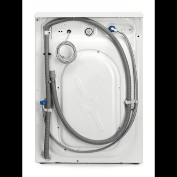 Masina de spalat rufe Electrolux EW6F528W, 8 kg, 1200 rpm, A-30%,display LCD, Alb
