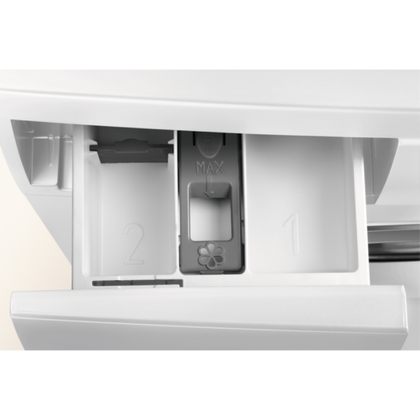 Masina de spalat rufe Electrolux EW6S426BI, 6 kg, 1200 rpm, A+++, SoftPlus, Slim, display LED, Alb