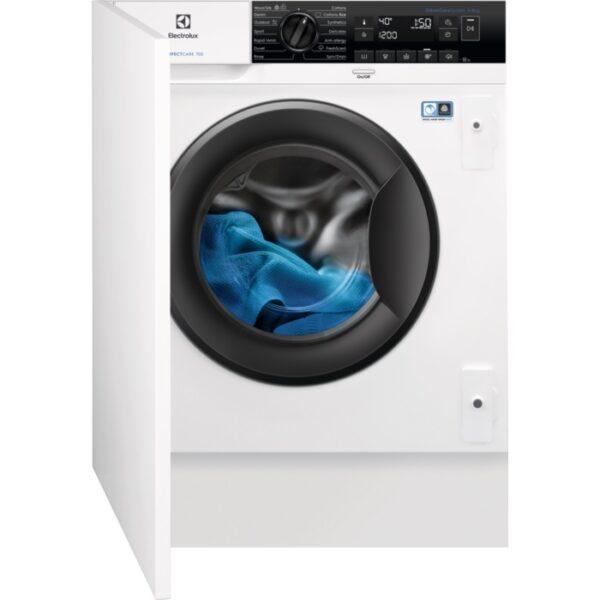 Masina de spalat rufe incorporabila Electrolux EW7F348SI, 1400 RPM, 8 kg, Clasa A+++ -20%, Al