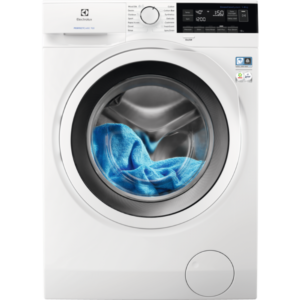 Masina de spalat rufe Electrolux PerfectCare EW7F348W, 8 kg, 1400 rpm, A+++ -30%, SteamCare System, Display, Alb