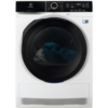 Uscator de rufe cu pompa de caldura Electrolux EW8H258B, 8 kg, Clasa uscare B, afisaj Touch LCD, Alb