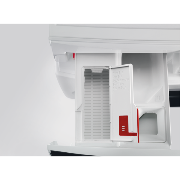 Masina de spalat rufe Electrolux EW9F161B, 10 kg, 1600 rpm, Tehnologie Fuzzy Logic, Blocare acces copii, Clasa A+++, Alb