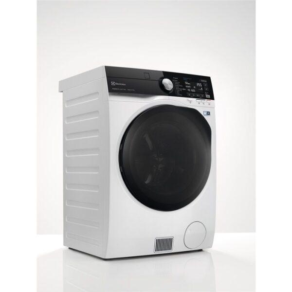 Masina de spalat rufe cu uscator Electrolux EW9W161B, capacitate spalare 10 kg, capacitate uscare 6 kg, 1600 rpm, Clasa A, Sistem SensiCare, Alb