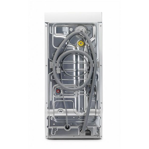 Masina de spalat rufe cu incarcare verticala Electrolux EWT1266ELW, 6 kg, 1200 rpm, A+++, TimeManager, LCD mediu, Soft Opening, Alb