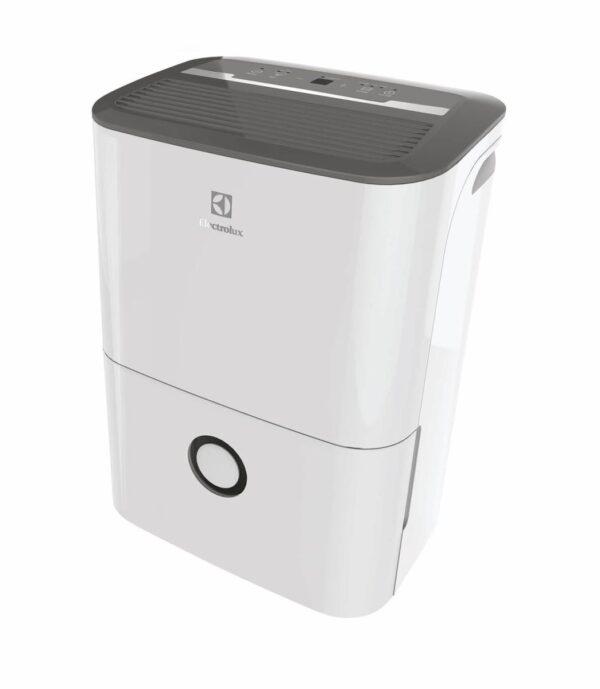 Dezumidificator de aer Electrolux EXD20DN4W, 20 L/zi, 440 W, Timer, Alb/Gri