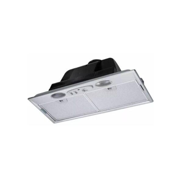 Hota Franke Box - FBI 502 XS Inox Satinat, Caseta incorporata, 400 m3/h, 52 cm