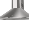 Hota Franke Sirio - FDS 654 XS Inox Satinat, Semineu rotunda, 435 m3/h, 60 cm
