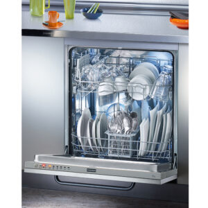 Masina de spalat vase Franke FDW 613 E6P A+, Total incorporabila, 13 seturi, 6 programe, Clasa A+, 60 cm 117.0492.037