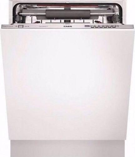 Masina de spalat vase AEG FSE93707P, Incorporabila, 60 cm, 15 seturi, 7 programe, AirDry, Motor Inverter, Incarcare la jumatate, Clasa A+++