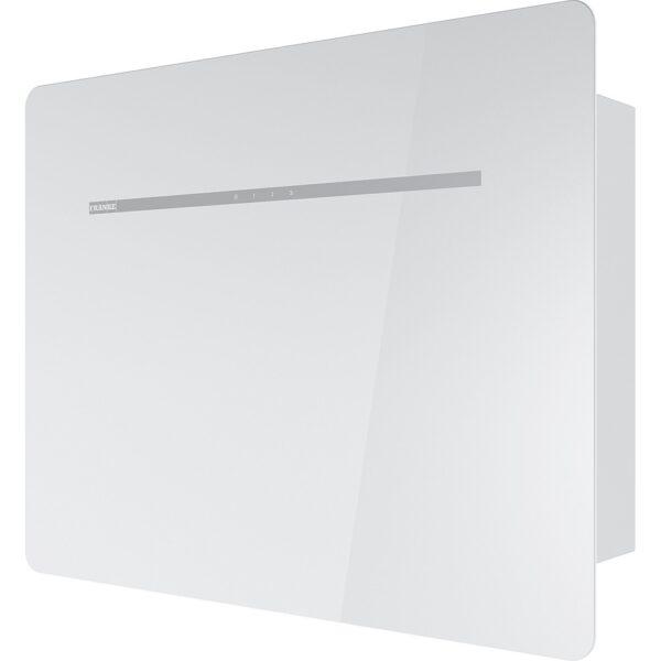 Hota Franke Smart FSFL 605 WH Glass White, Decorativa, Intensiv 500 m3/h, 60 cm, Sticla alba