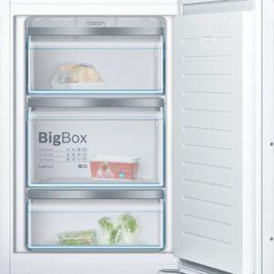 Congelator incorporabil Bosch GIV21AF30, 97 l, A++, H 87 cm, Alb