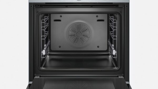 Cuptor incorporabil Bosch HBG633NS1, 71 l, inox, cuptor multifunctional, 10 functii, sistem de autocuratare EcoClean Direct