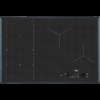 Plita incorporabila AEG IAE84851FB, Inductie, Latime 78 cm, Gatire asistata SenseFry, Ecran TFT, Control touch, Booster, Conectivitate hota, Timer electronic, Oprire automata, Detectare vase, Child lock, Functie punte, Functie pauza, Negru