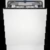 Masina de spalat vase incorporabila Electrolux KEGA9300L, 15 seturi, AirDry, QuickSelect, Latime 59.6 cm, 8 programe, Usa slide, Motor inverter, Afisaj TFT, Time Beam, Clasa A+++