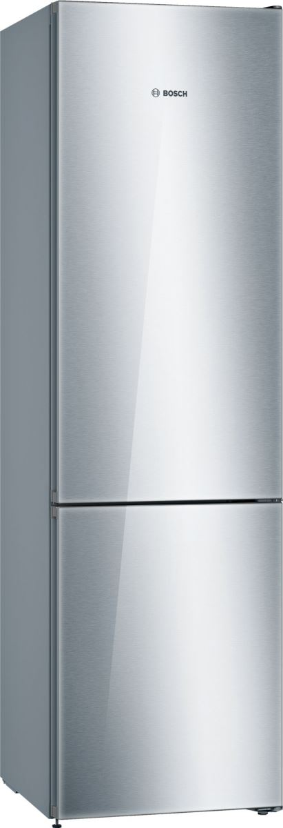 Combina frigorifica Bosch KGN39LM35, No Frost, 366 l, Clasa A++, H 203 cm, Inox