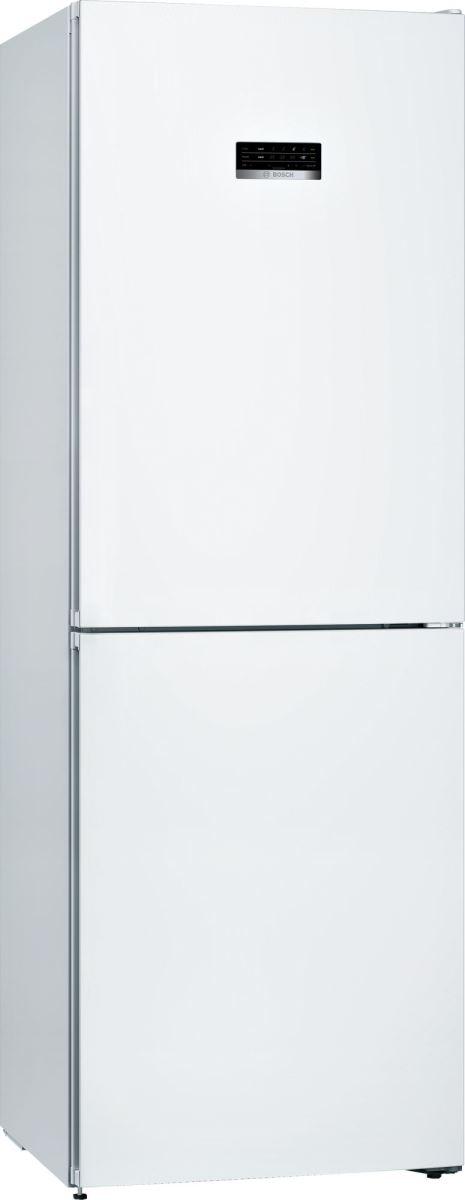 Combina frigorifica Bosch KGN49XW30, No Frost, 435 l, Clasa A++, H 203 cm, Alb
