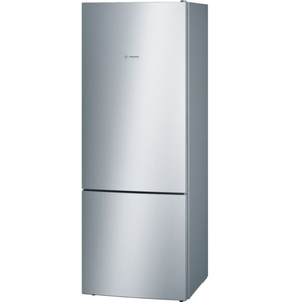 Combina frigorifica Bosch KGV58VL31S, 505 l, Clasa A++, LowFrost, H 191 cm, L 70 cm, Inox Look