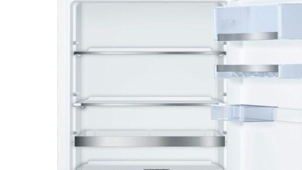 Frigider incorporabil Bosch KIR21AF30, SmartCool, 144 l, Clasa A++, H 88 cm, Alb