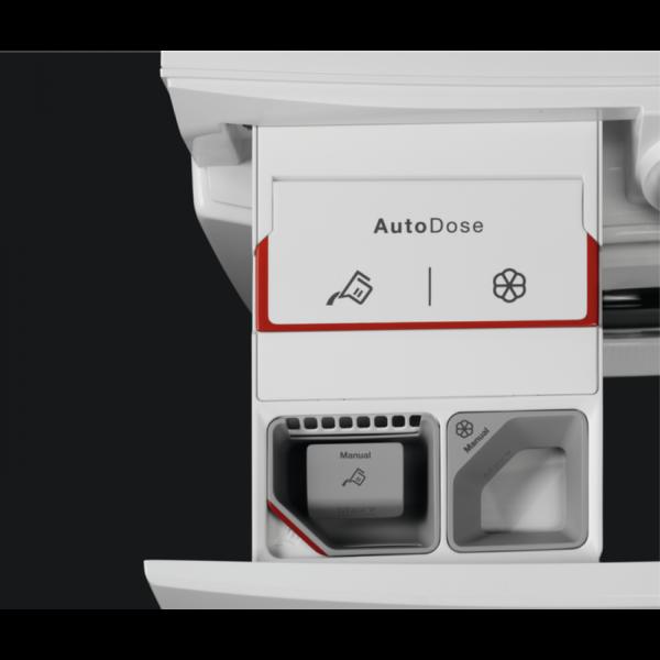 Masina de spalat rufe AEG L7FBE69SA, 9 kg, 1600 rpm, A+++ -30%, Program Abur, Display LED, Alb