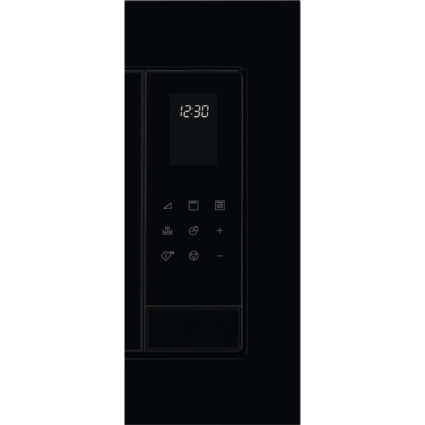 Cuptor cu microunde incorporabil Electrolux LMS4253TMK, 25 L, 900 W, Grill (1000 W), 8 nivele de putere, Afisaj digital, Timer electronic, Functie decongelare, Negru