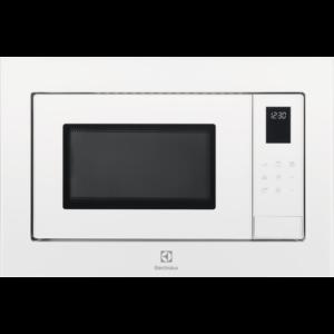 Cuptor cu microunde incorporabil Electrolux LMS4253TMW, 25 l, Putere microunde 900 W, Putere grill 1000 W, Afisaj LED, 8 nivele de putere, Alb