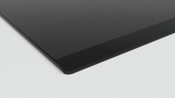 Plita incorporabila Bosch PKM631B17E, Vitroceramica, 3 zone, 60 cm, Negru