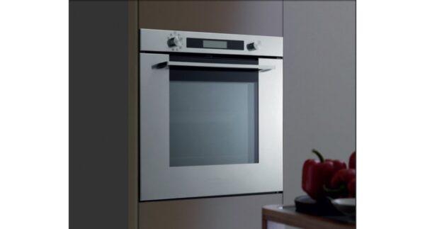 Cuptor incorporabil Franke Smart SM 981 P XS, Multifunctional, 59 l, 11 Programe, Display LCD, Piroliza, Inox 116.0152.150 5600333